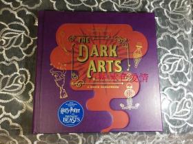罗琳的魔法世界 英版 J.K. Rowling's Wizarding World - The Dark Arts: A Movie Scrapbook