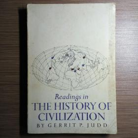Readings In The History of Civilization 文明史读物