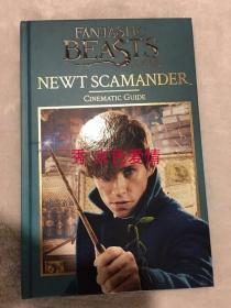 纽特 英版 导读 Fantastic Beasts and Where to Find Them: Newt Scamander: Cinematic Guide