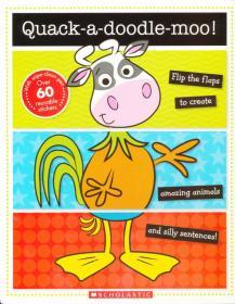 Mix And Match Books:Quack-A-Doodle-Moo