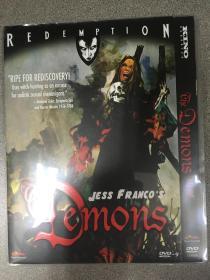 实拍 西班牙 葡萄牙 CULT 赫苏斯·佛朗哥 Jesus Franco 恶魔 Les Démons (1972) D9