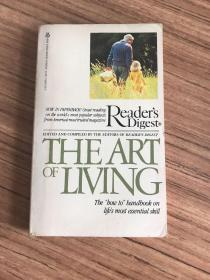 Readers Digest  THE ART OF LIVING