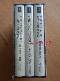 订购 The Lord of the Rings 美版 精装 盒装 英文原版