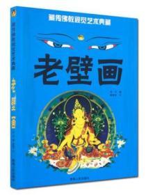 老壁画 藏传佛教视觉艺术典藏 青海人民出版社