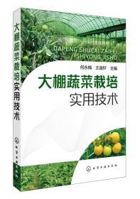 大棚蔬菜栽培 正版 何永梅、王迪轩   9787122246189