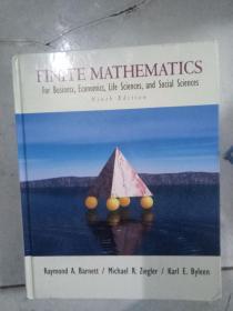 Finite Mathematics For Business,Economics,life Sciences,and Scial Sciences (ninth edition)