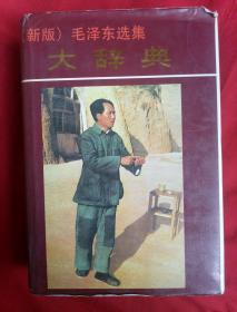 新版毛泽东选集大辞典 【精装】