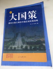 通向大国之路的中国区域发展战略