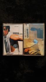 磁带游鸿明专辑两盘合售