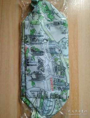 上海地圖筆袋