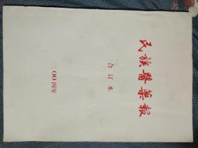 民族医药报2004年(合订本)