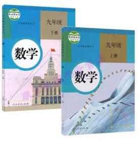 2019九年级课本数学上下两册 人教版