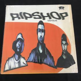 黑胶唱片 RIPSHOP versus