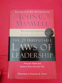 21 Irrefutable Laws Of Lea
