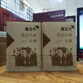 唐五代笔记小说大观(上.下)