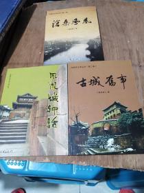 马蹄声文学丛书(第一卷,第二卷,第三卷,3本合售)