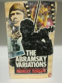 The Abramsky Variations by Morley Torgov (加拿大文学)英文原版书