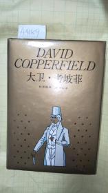 大卫·考坡菲【布面精装厚册】A4189