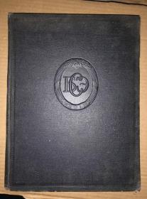 苏联大百科全书5 俄文版 精装