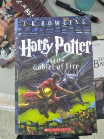 特价!Harry Potter and the Goblet of Fire - Book 4 9780545582957