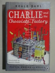 Charlie and the Chocolate Factory查理和巧克力工厂  (正版现货)