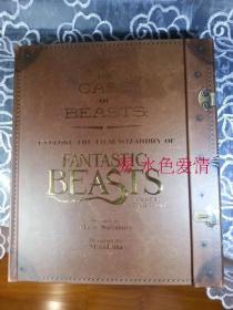 订购 神奇动物在哪里 1 探索电影魔法设定集 英版The Case of Beasts: Explore the Film Wizardry of Fantastic Beasts and Where to Find Them