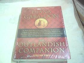The Outlandish Companion Volume Two The Compani 《没有拆封看图》