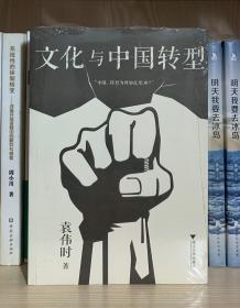 文化与中国转型(全新塑封)