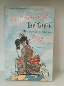 Diplomatic Baggage by Brigid Keenan (旅行)英文原版书