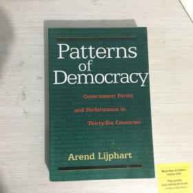 Patterns of Democracy:Government Forms and Performance in Thirty-Six Countries