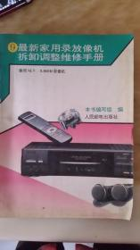 最新家用录放像机拆卸调整维修手册。9.索尼SLV—X30DH录像机