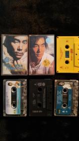 磁带任贤齐专辑六盘合售