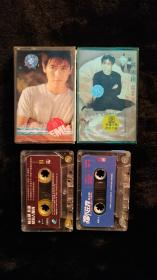 磁带林志颖专辑四盘合售