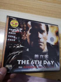 第六天      DVD                  数据面无划痕