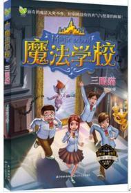 魔法学校 三眼猫 葛竞 长江文艺出版社 9787535473134