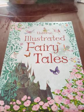 Illustrated Fairy Tales (Padded Hardback)