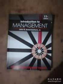 Management[管理,国际学生版,第11版]