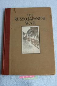 1904年英文版《日俄战争》-- 一百多年前出版的古董级摄影集!!珍贵影像