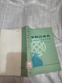 中国召唤我:我参加中国革命的历程