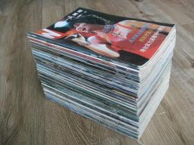 《世界知识画报 》1987.1988.1989.1990.1991.1992.1993.七年全84册合售