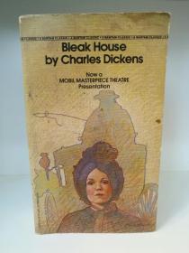 查理·狄更斯 Black House by Charles Dickens (Bantan Books 1983年版) (英国文学经典)英文原版书