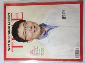TIME 时代周刊 2016年 10月17日 NO.35 原版外文英文期刊