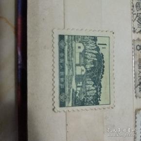 普16,革命圣地:韶山 1分,毛主席旧居--早期全新全套邮票甩卖--实物拍照--永远保真