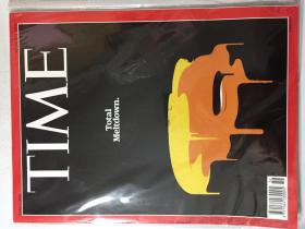 TIME 时代周刊 2016年 10月24日 NO.36 原版外文英文期刊