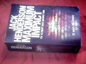 JACK HENDERSON MAXIMUM IMPACT