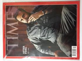 TIME 时代周刊 2016年 12月12日 NO.42 原版外文英文期刊