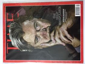 TIME 时代周刊 2017年 2月13日 NO.05 原版外文英文期刊