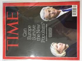 TIME 时代周刊 2017年 3月20日 NO.09 原版外文英文期刊