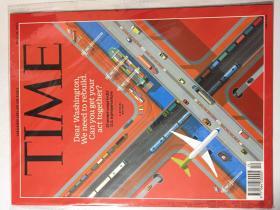 TIME 时代周刊 2017年 4月10日 NO.12 原版外文英文期刊