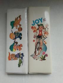 老文具盒(塑料.合售)